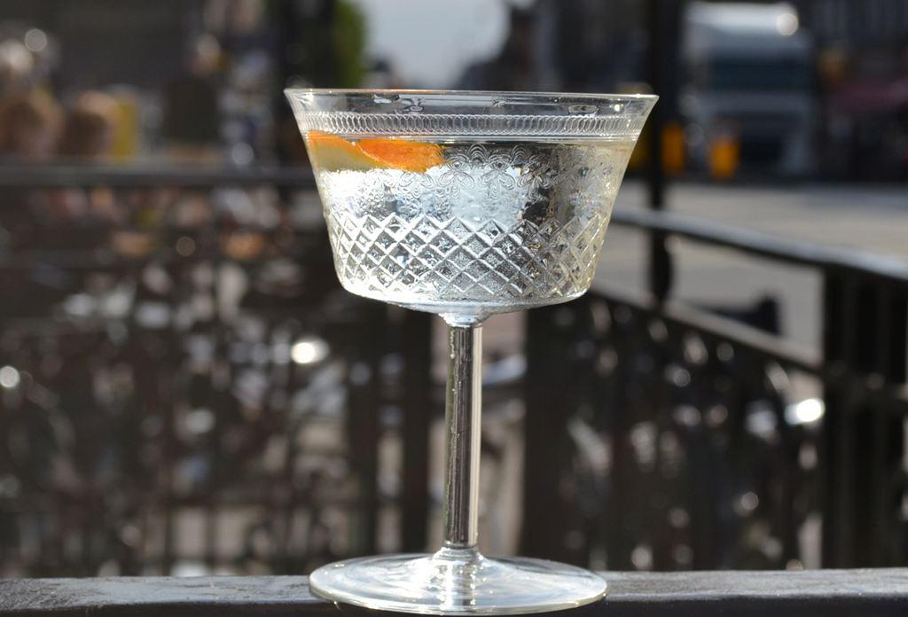Cocktails flow down the Yard. Photo: SE