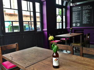 Interior as it is now: The Bluebell. Pic: Stephen Emms