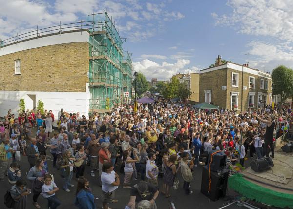 Alma Street Fair. Photo: Douglas Cape