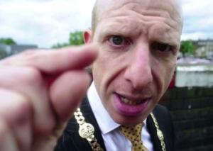 Be afraid: the Mayor of Kentish Town