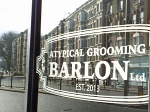 Looking sharp on the high street: Atypical Barlon