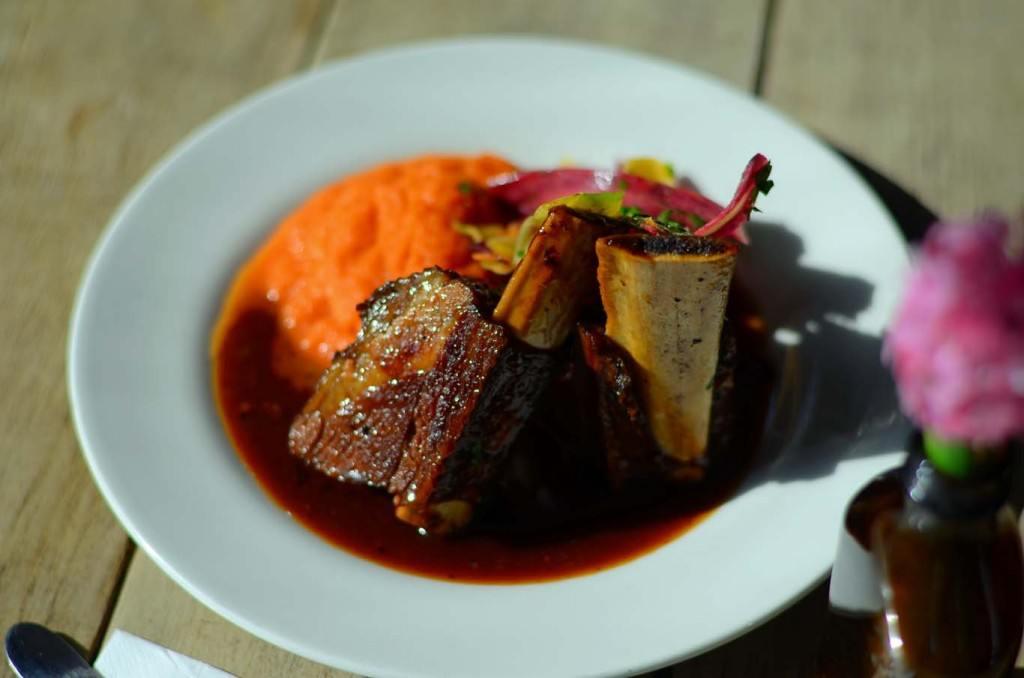 Beef shin at The Grafton. Photo: PR