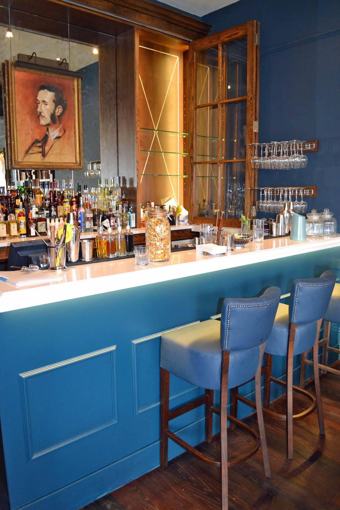 Bar detail: Boulogne bar. Photo: SE