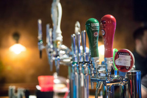 Lots of craft beer and guest ales on rotation. Photos: All photos: © Dan Hall