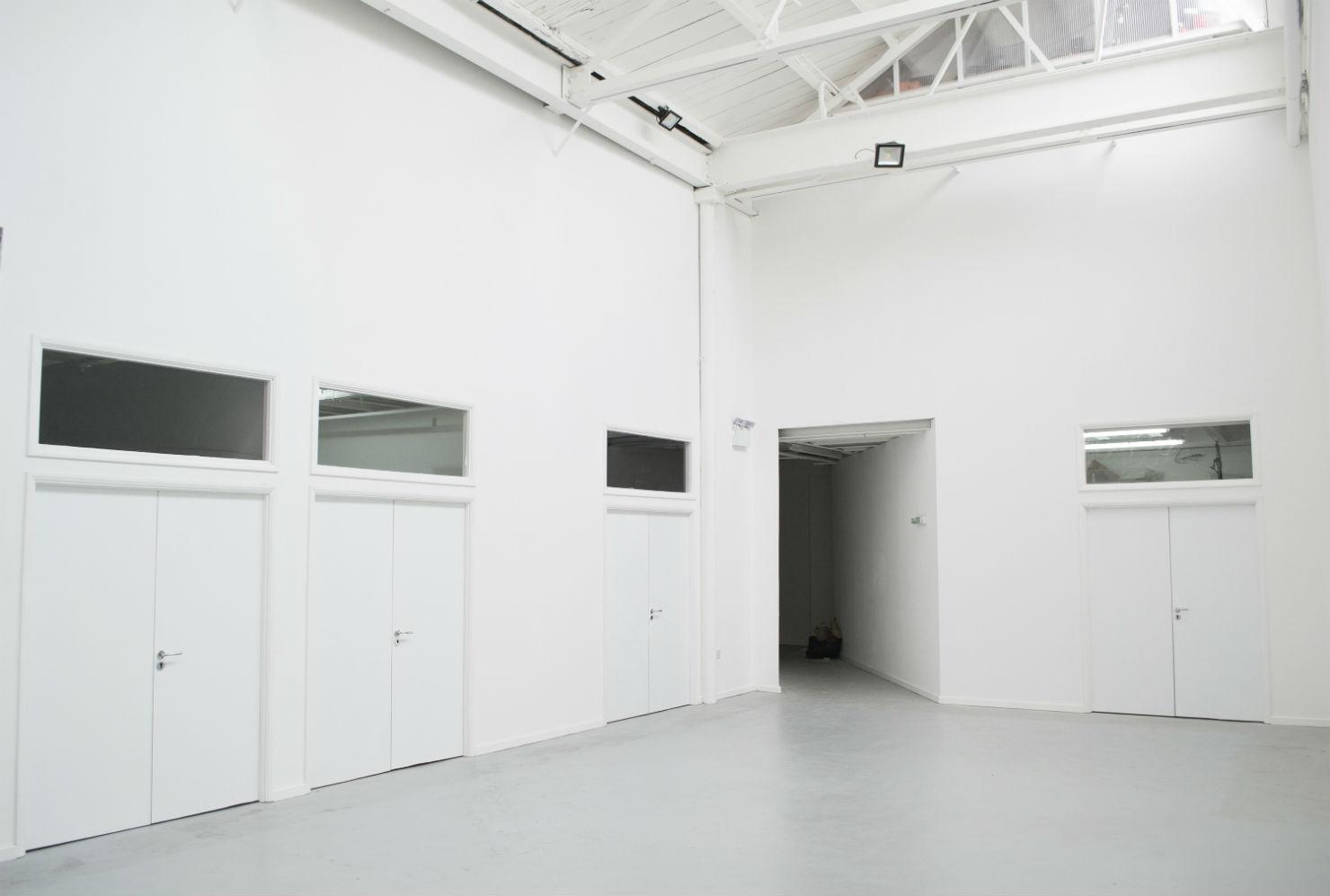 White space: