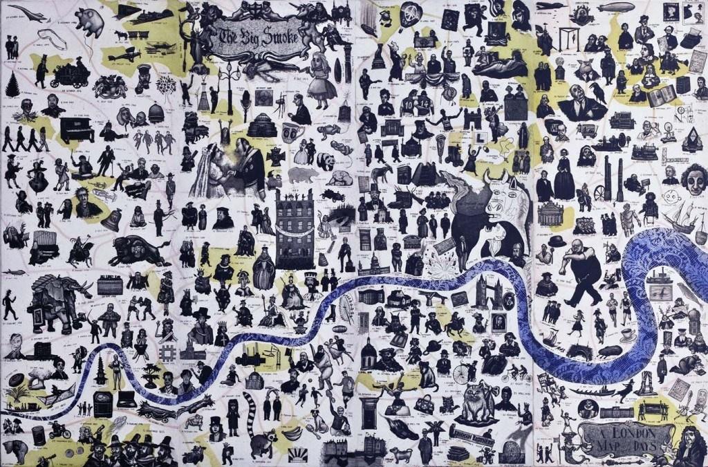 Mychael Barratt, A London Map of Days