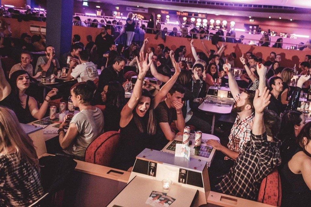 Full house! Rebel Bingo hits Camden Town this weekend. Photo: RB