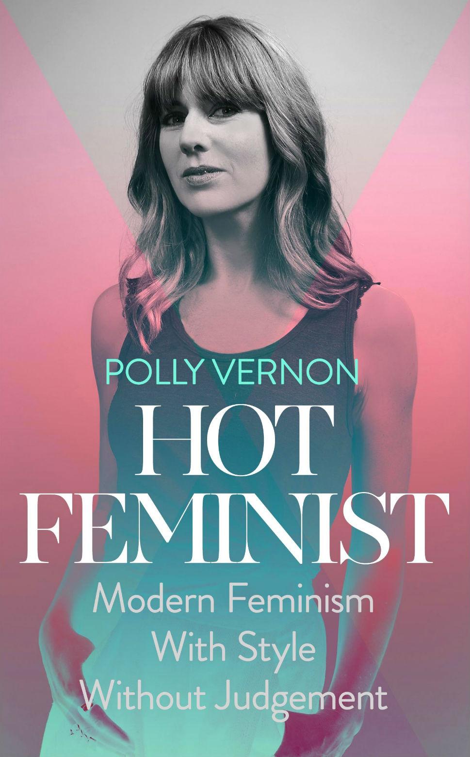 Cover artwork for Hot Feminist. Photo: PR