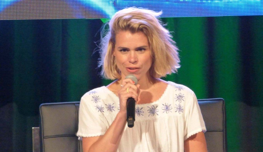 Billie Piper: loves a beer at the Stanley. Photo: Wikipedia/CC