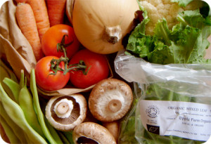 Kentish Town's affordable scheme to eat healthily. Photo: Veg Box