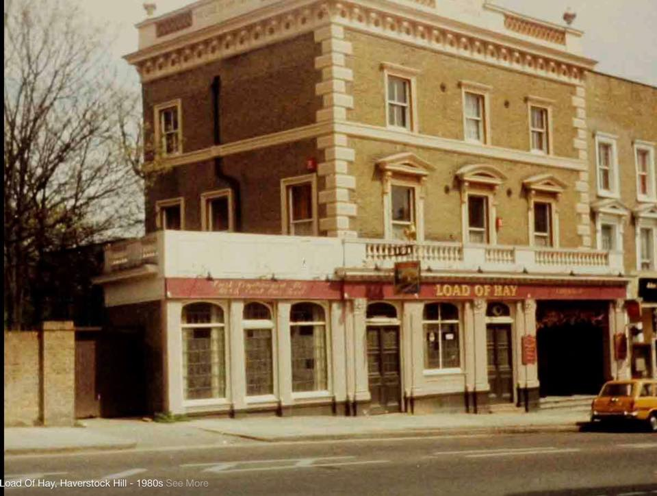 As it looked in the 1980s. Photo: Hampstead Police