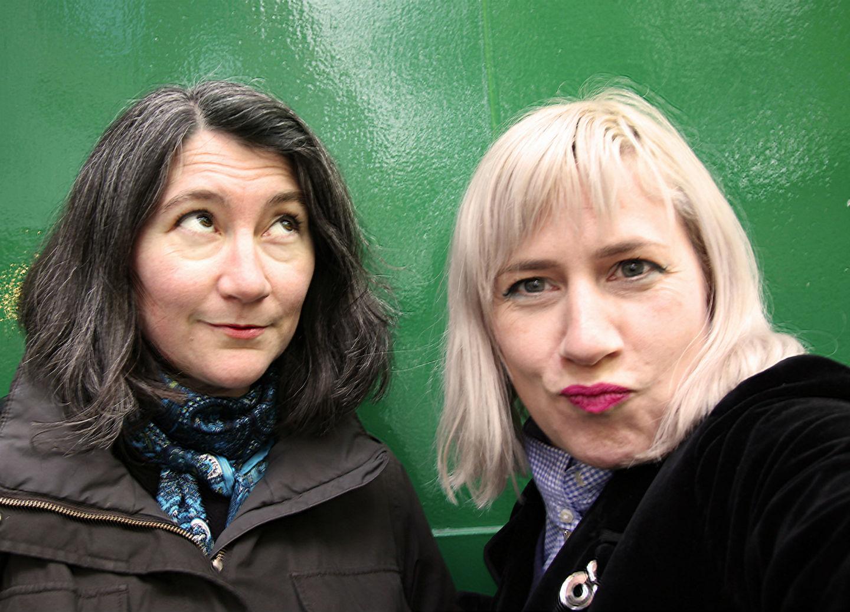 Grrrr girls. Photo: SP