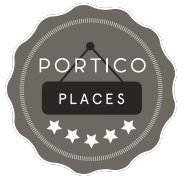 Portico places logo