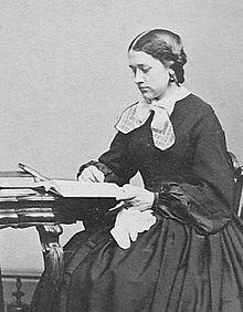 Wrote about her stay in Kentish Town: Maria Cummins. Photo: Wiki