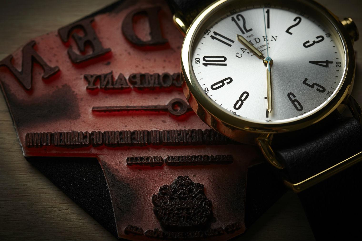 A Camden Watch.