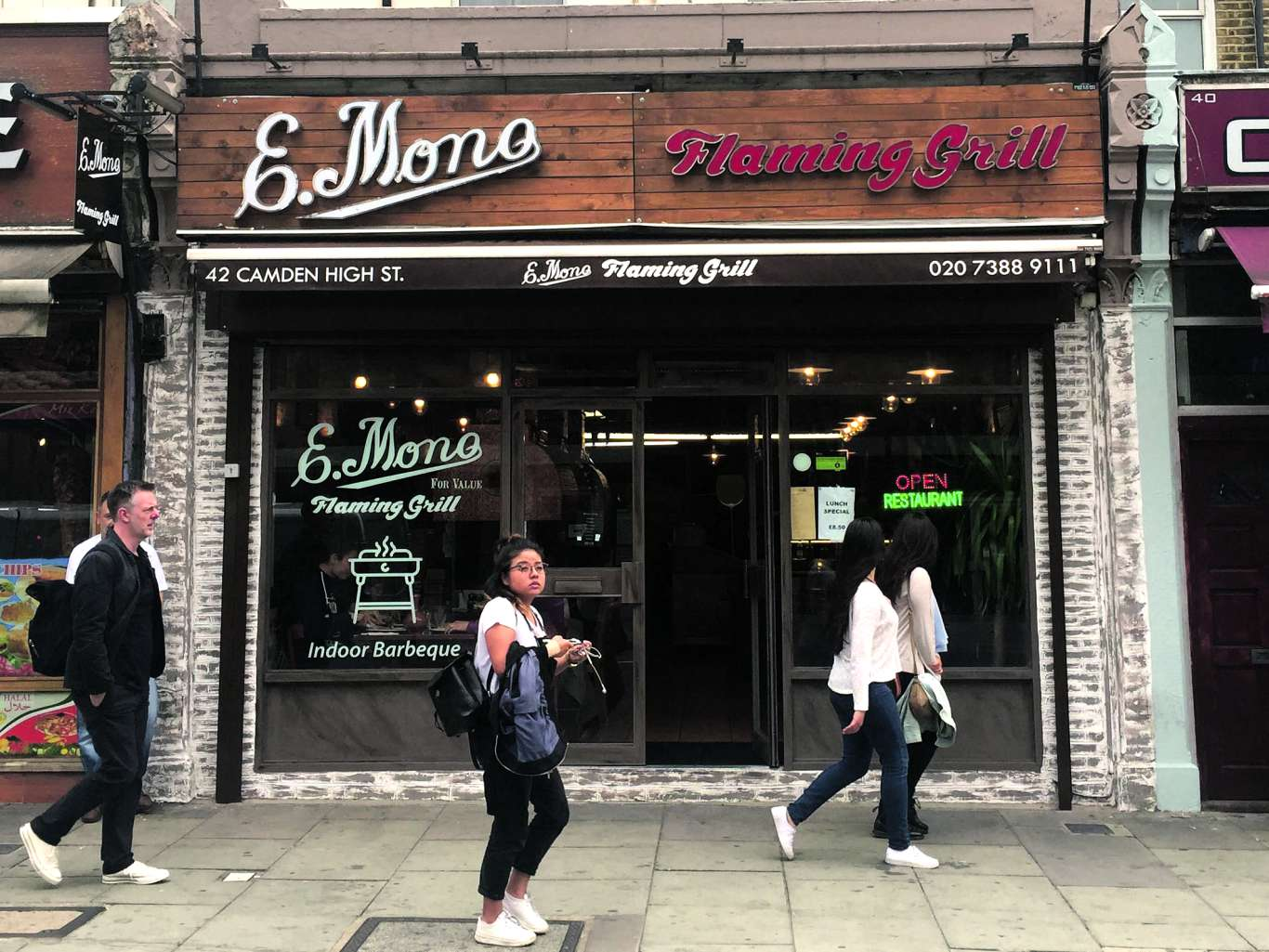 E.Mono opens its latest branch in Camden. Photo: SE