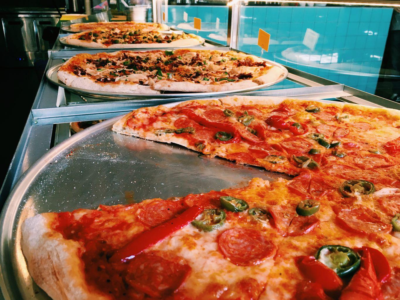 £4 a slice. Photo: PR