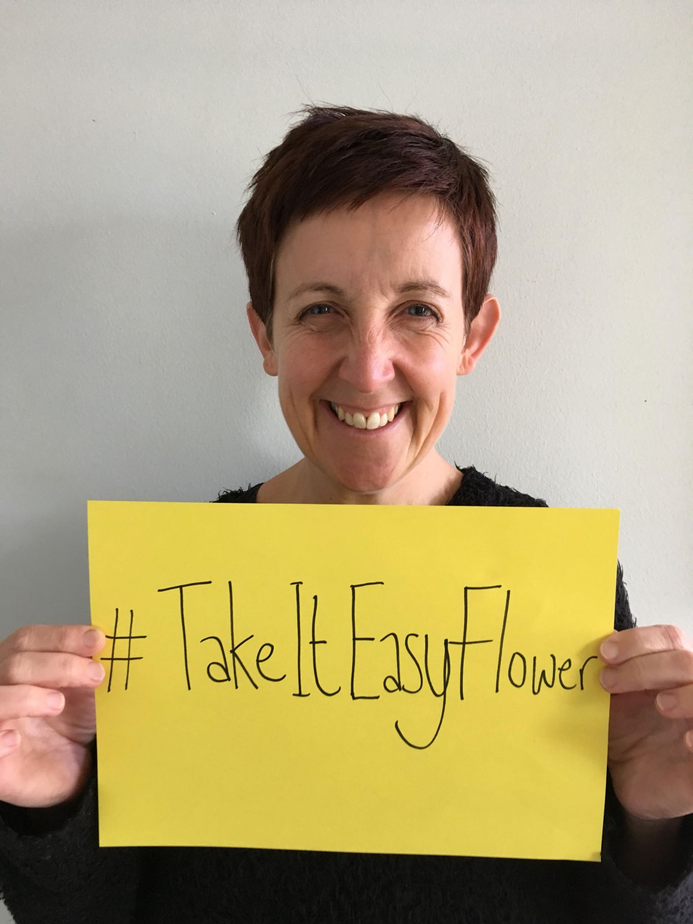 Julie Hesmondhalgh has got behind the campaign. Photo: MJC