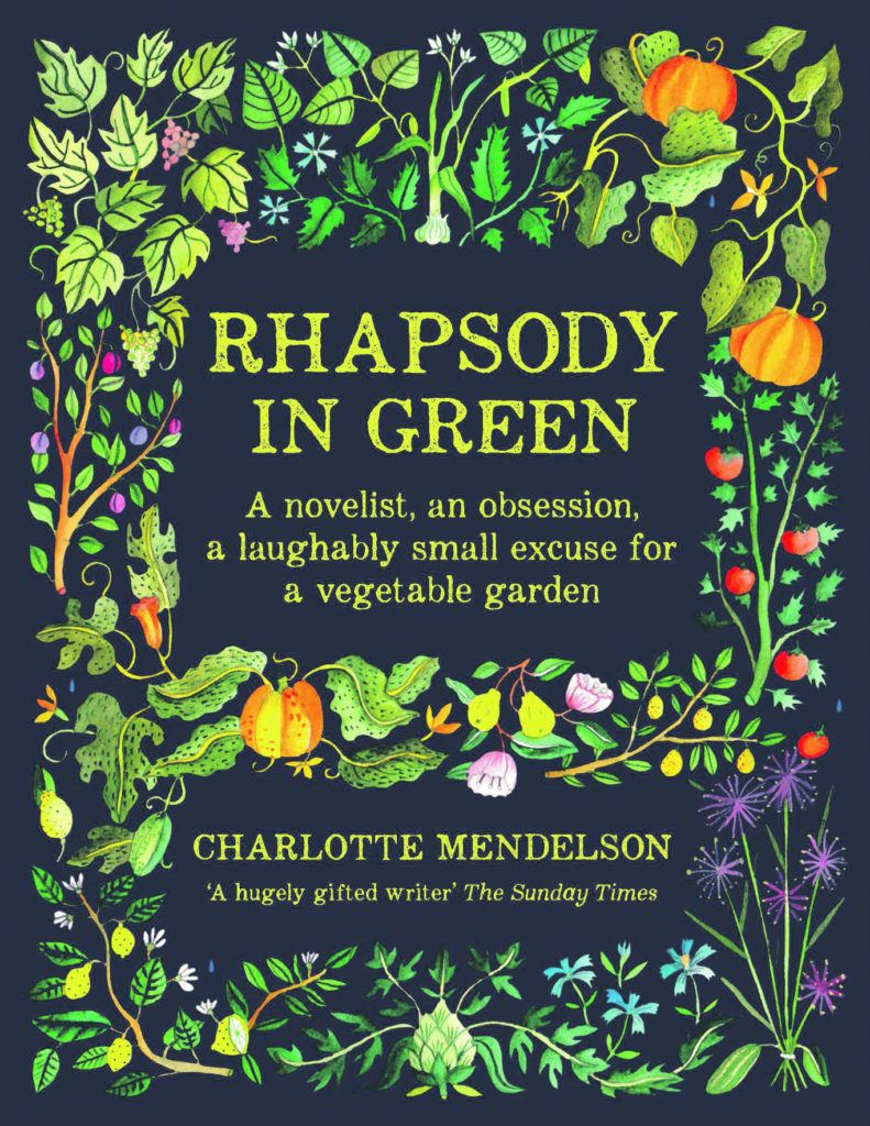 This extract is taken from Rhapsody in Green. Photo: PR