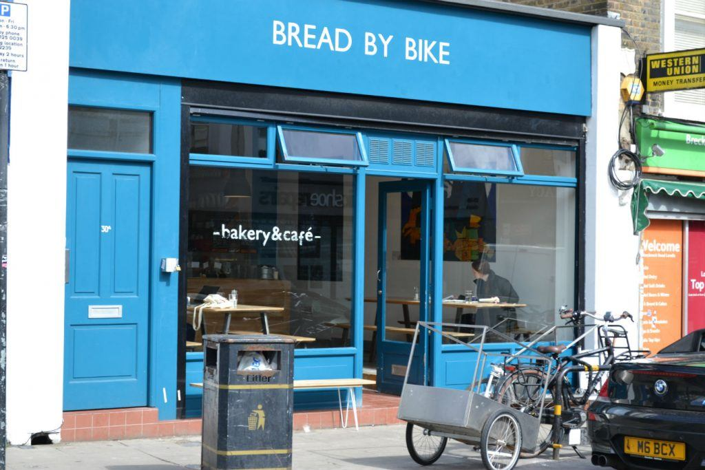 Sourdough at Bread by Bike, Brecknock Road