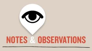 Notes & Observations logo