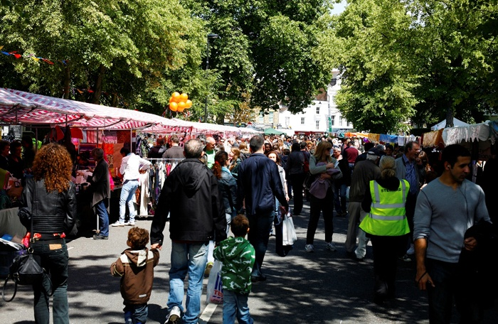 Highgate's biggest annual event is next weekend. Photo: Harringay online