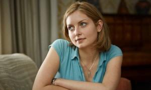 Nicola in A Song For Jenny. Photo: BBC / Robert Viglasky