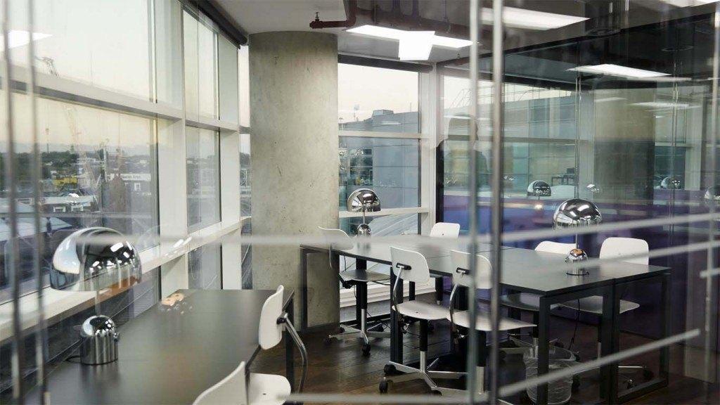 Tom Dixon-designed office space at Interchange Camden