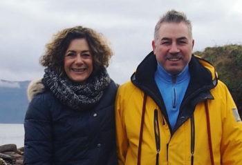 Avril and Walter Castellazzo. Photo: WCD