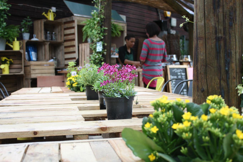 Arbour Cafe.