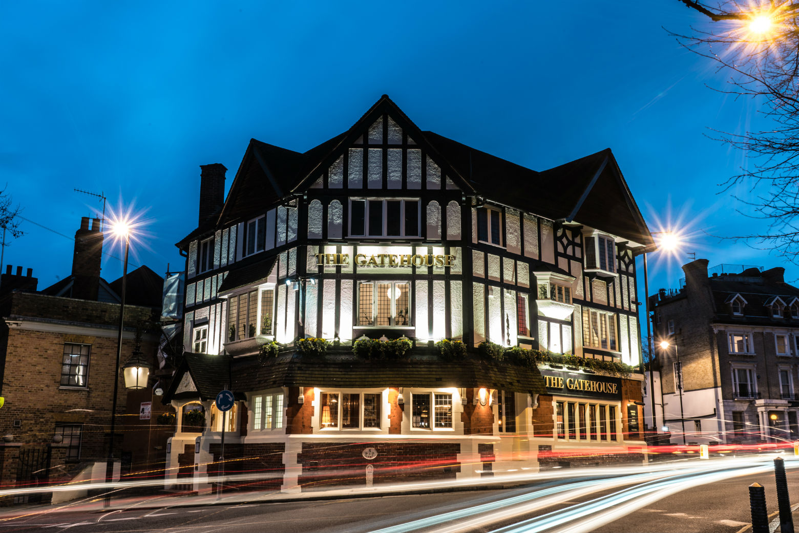 Gatehouse is now a proper food destination (as well as a theatre). Photo: PR