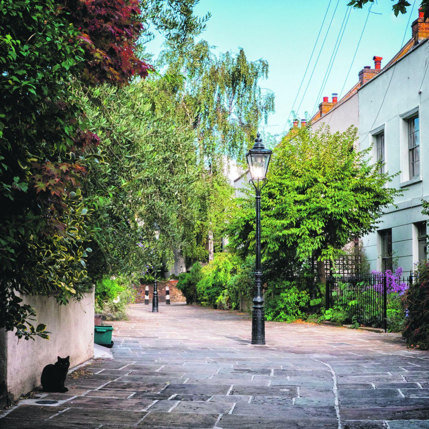 Reeds Place. Photo: LB
