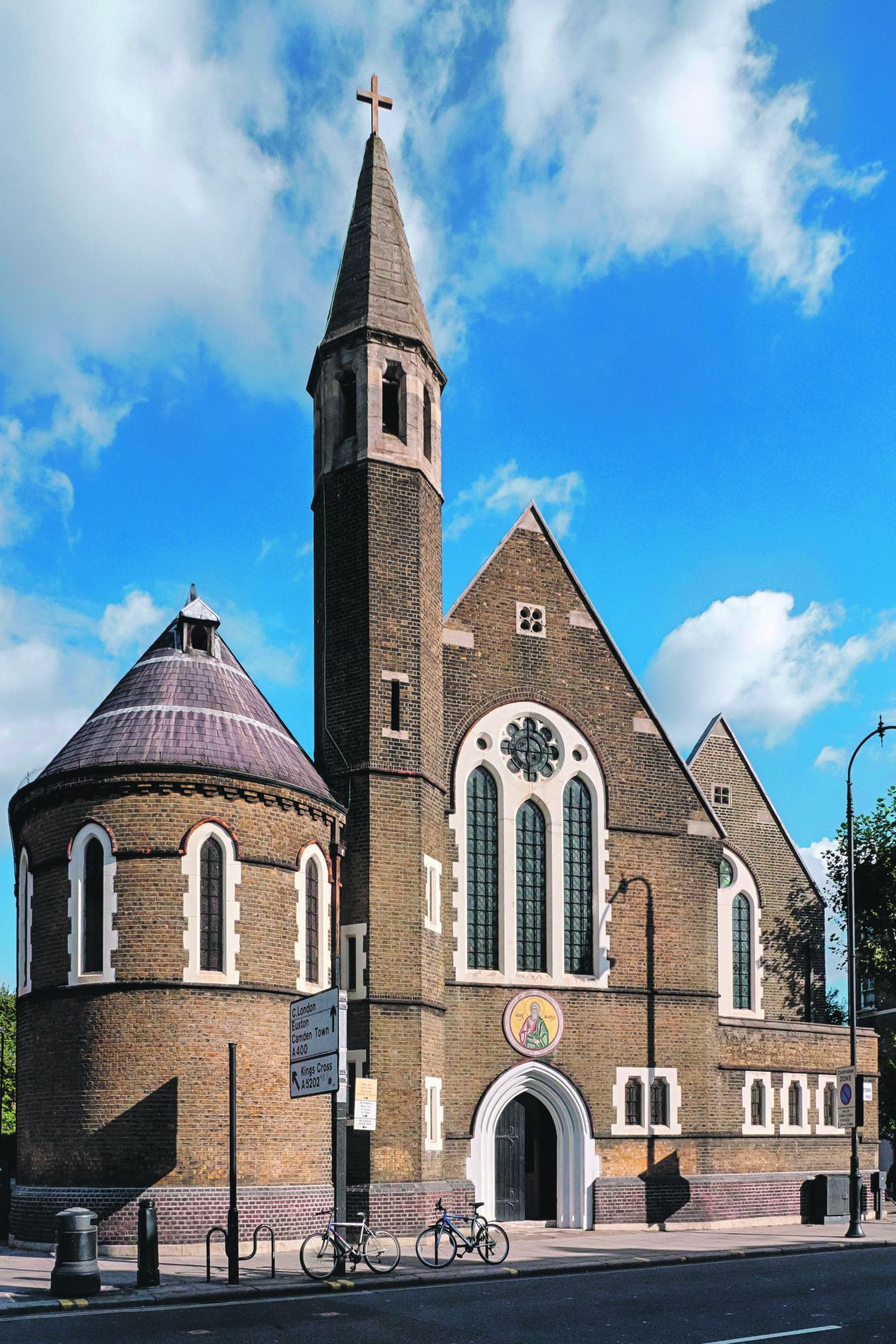 St Andrews. Photo: LB