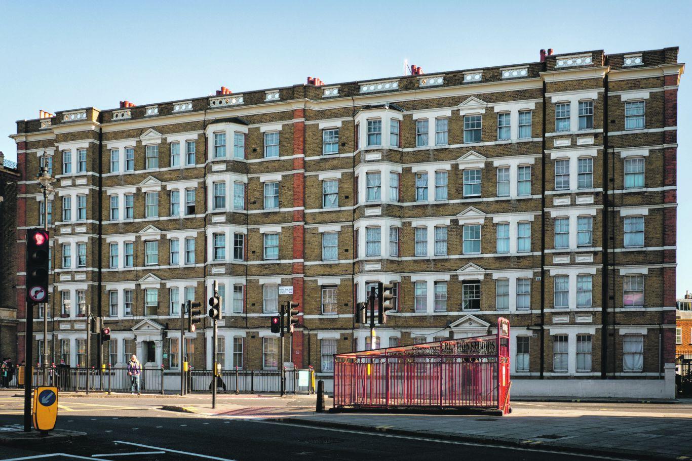 Royal College Street. Photo: LB