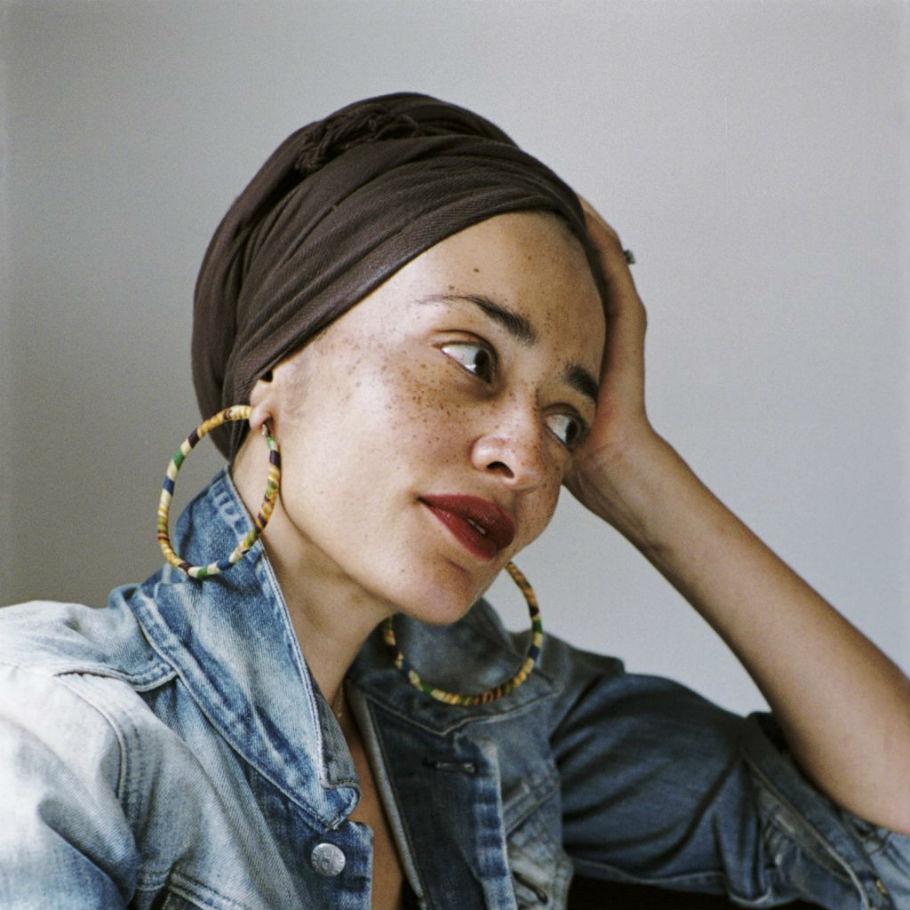 Portrait of Zadie Smith