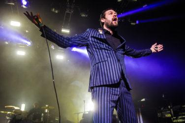 Nici Eberl's shot of Kasabian at Kentish Town Forum