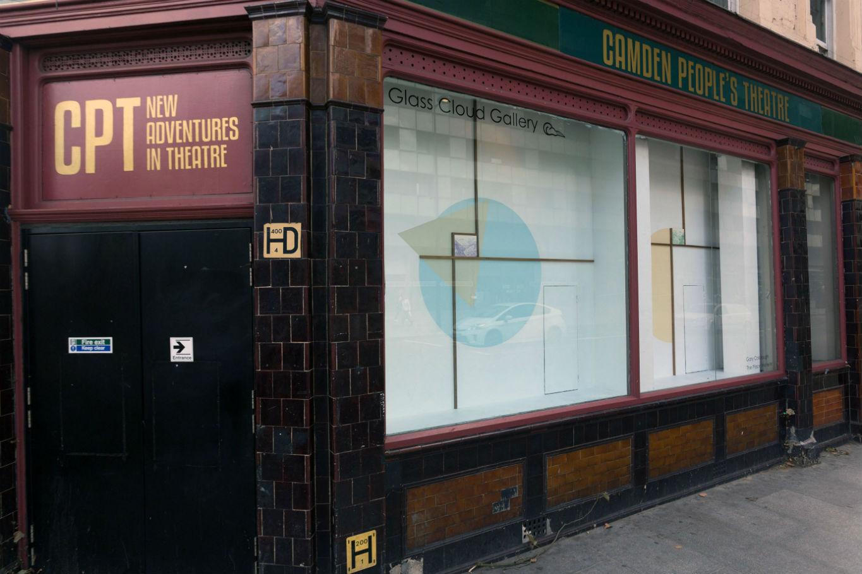 The Glass Cloud window in July