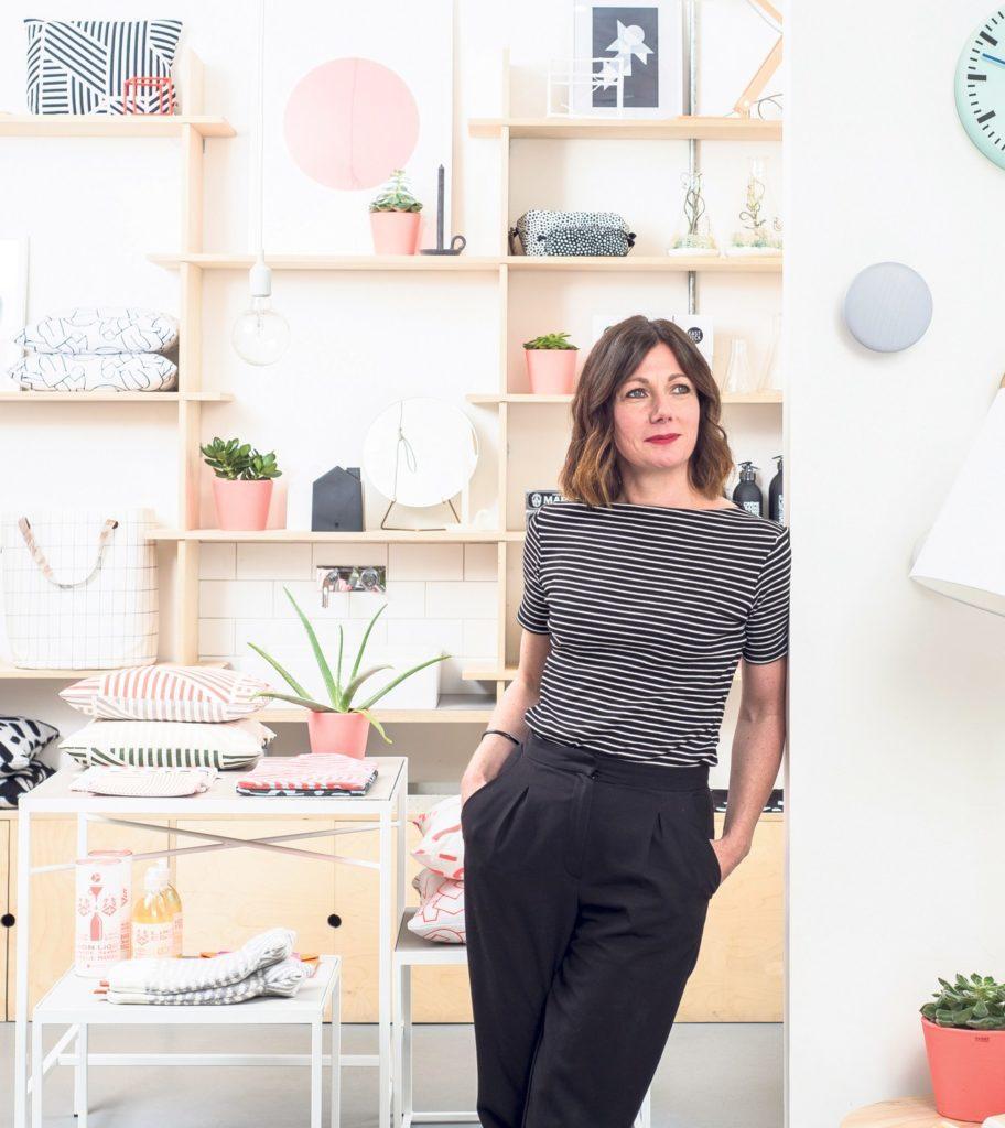 Andrea, founder of insidestore