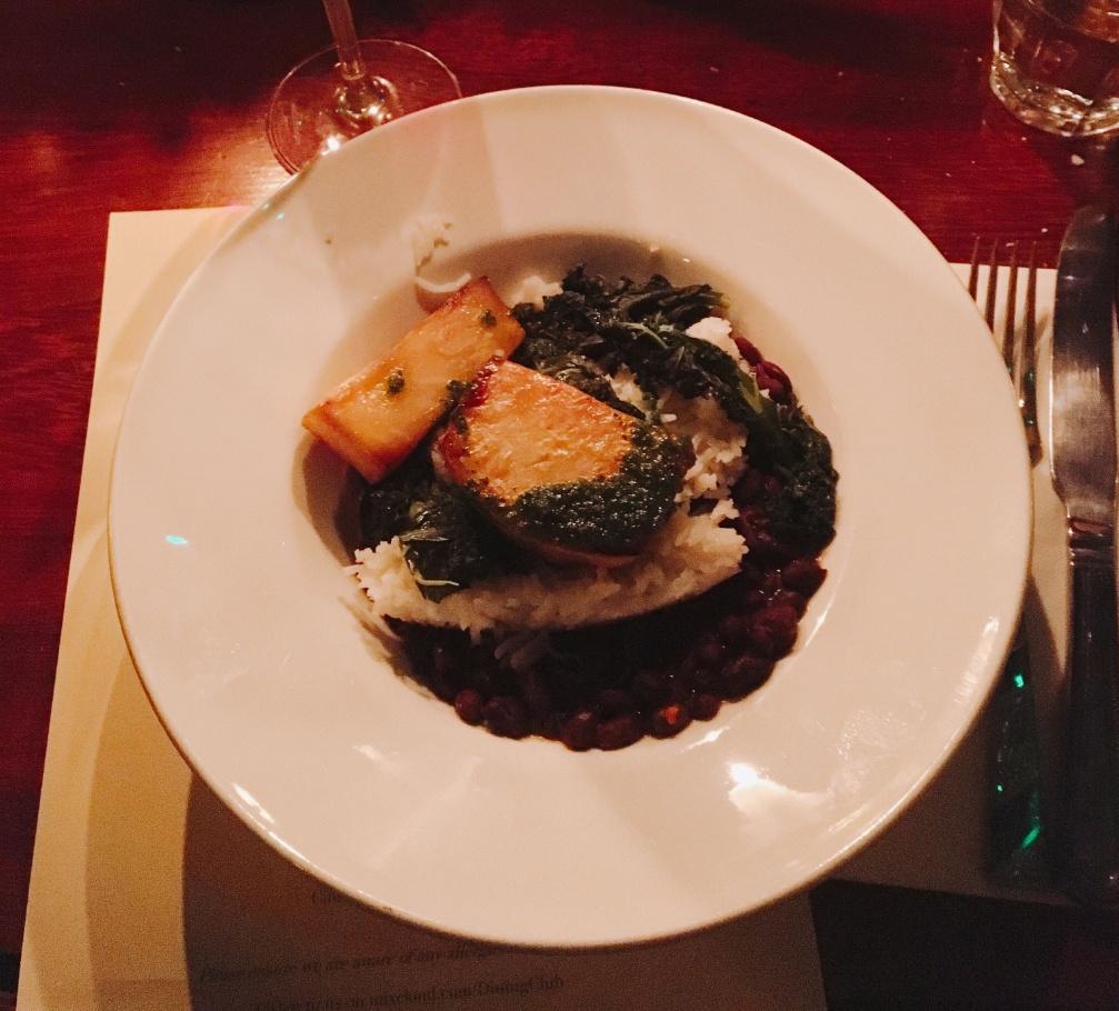 Taste of Porto at Darmouth Arms: standout pork belly