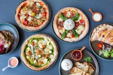 Pizzas East West