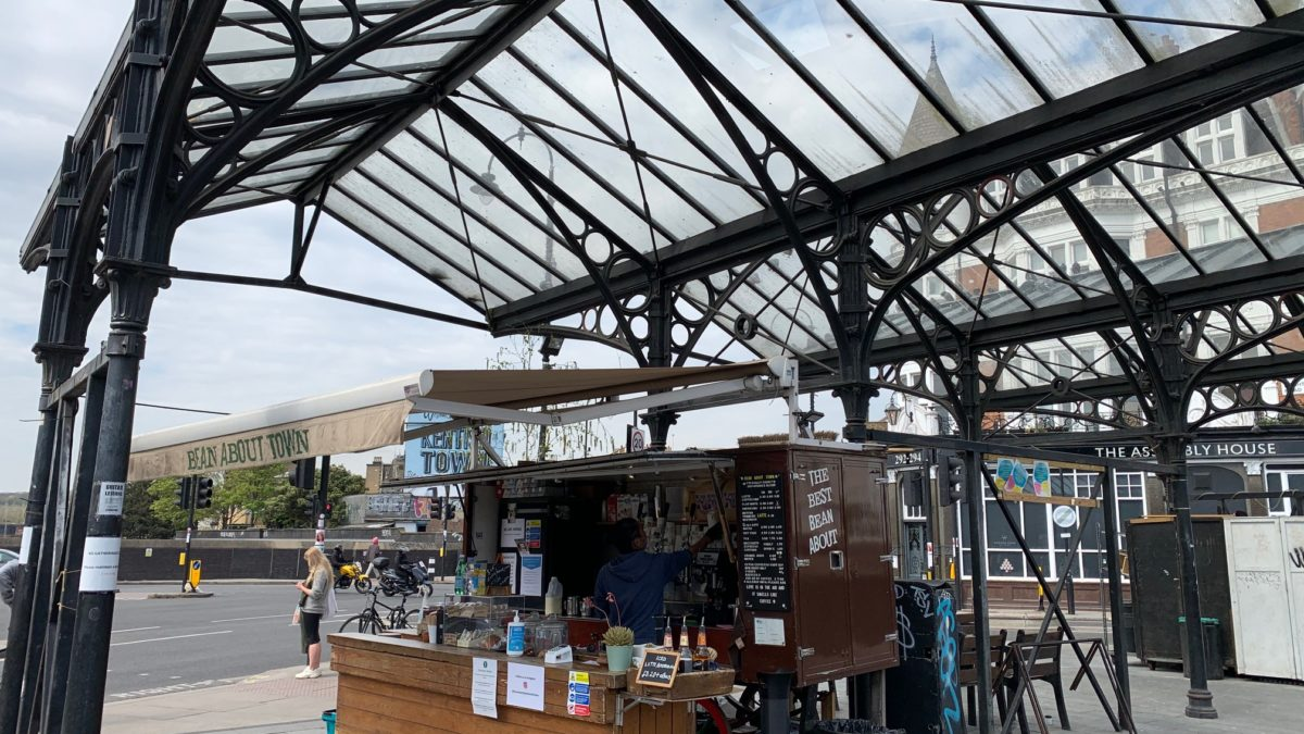Kentish Town Canopy